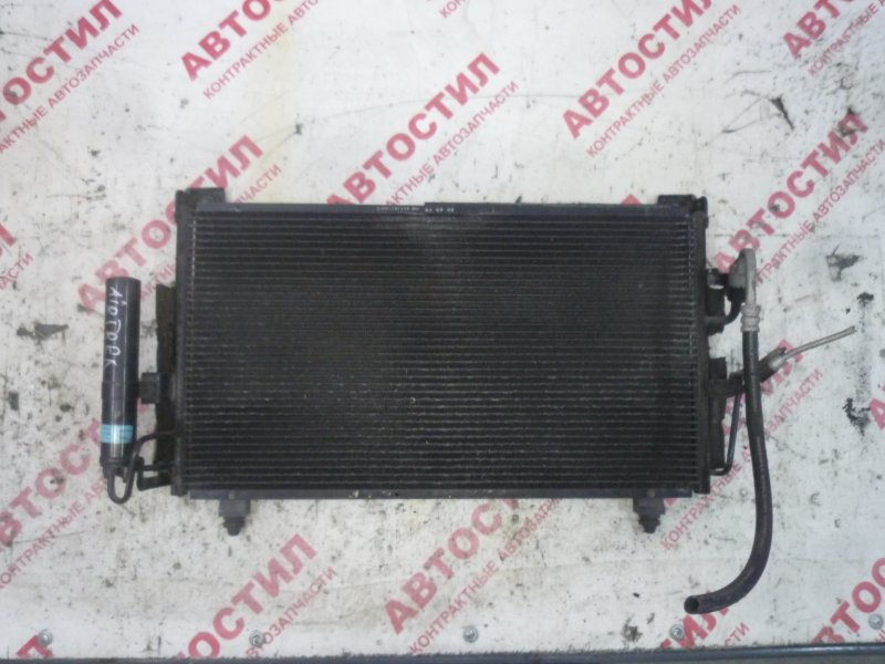 Радиатор кондиционера Mitsubishi Airtrek CU2W, CU4W 4G63 2001