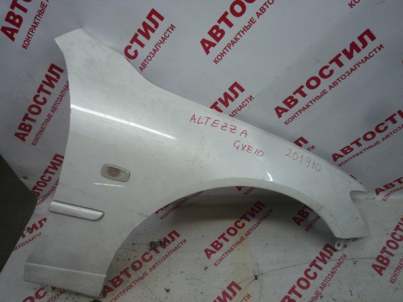 Крыло Toyota Altezza GXE10, SXE10 1G 2001 переднее правое