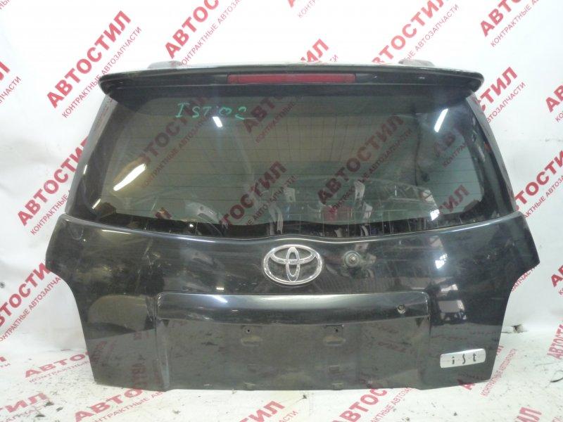 Дверь задняя Toyota Ist NCP61, NCP65, NCP60 1NZ 2003