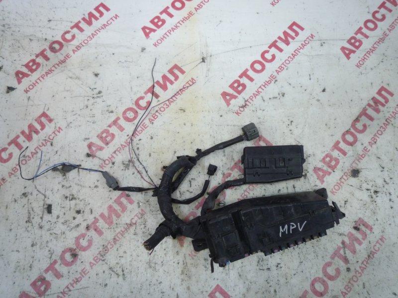 Блок предохранителей Mazda Mpv LW3W,LWFW,LW5W L3 2003