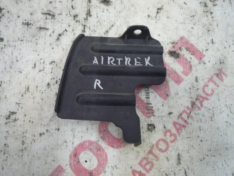 Воздухозаборник Mitsubishi Airtrek CU2W, CU4W 4G63 2001 передний правый