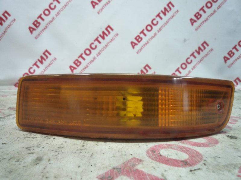 Повторитель бамперный Toyota Sprinter AE100, AE101, AE104, EE101, CE100, CE104 5A 1995 левый