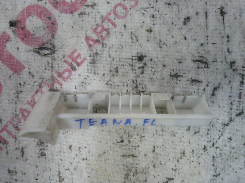 Крепление бампера Nissan Teana J31, PJ31, TNJ31 VQ23 2003 переднее левое