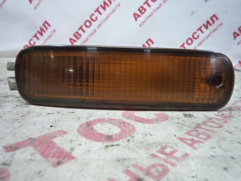 Повторитель бамперный Nissan Bluebird ENU14, HNU14, HU14, QU14, SU14,EU14 QG18 2000 правый