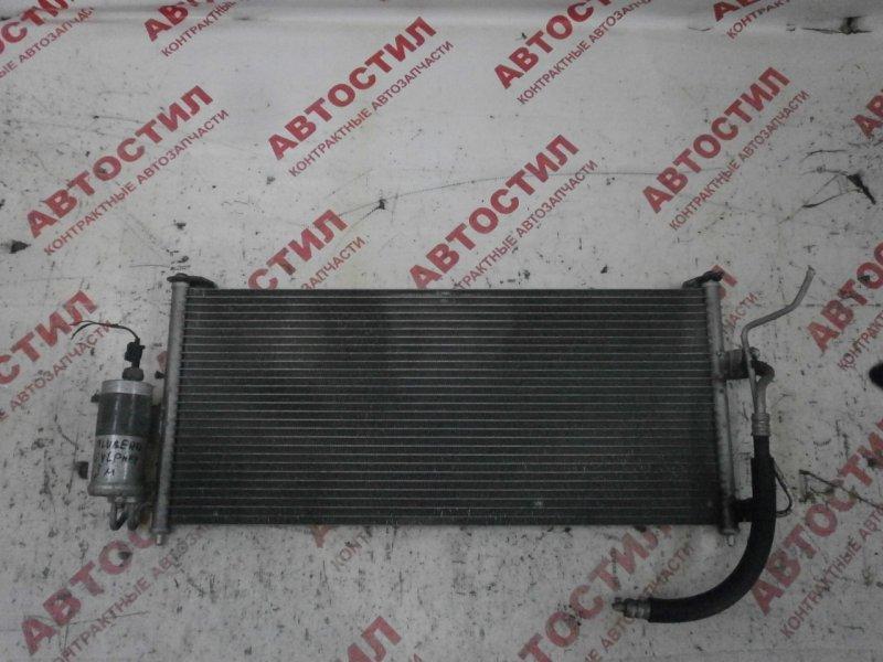 Радиатор кондиционера Nissan Bluebird Sylphy TG10, FG10, QNG10, QG10 QG15 2002