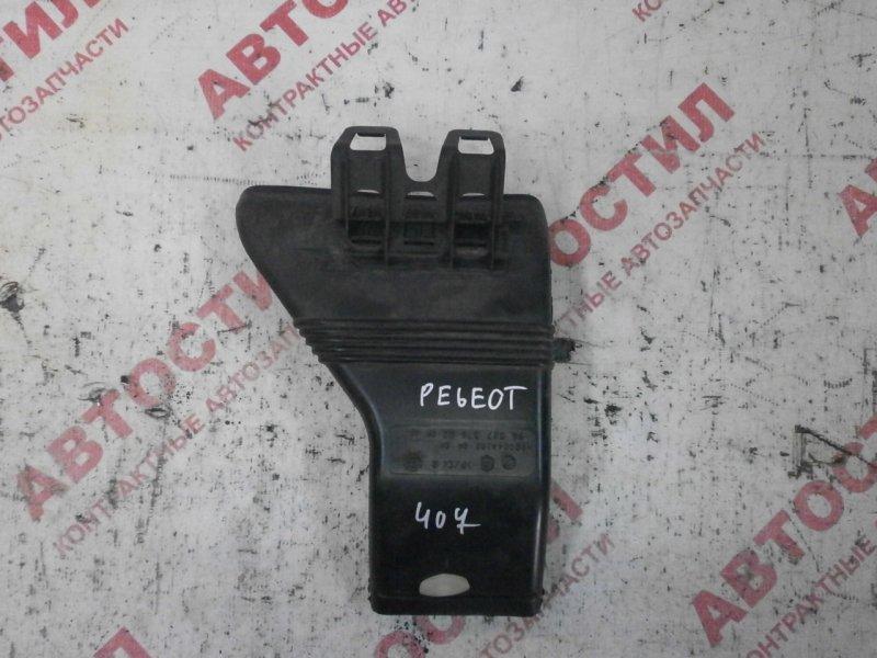 Воздухозаборник Peugeot 407 6E 3.0I V6 24V 211 (ES9A) 2005