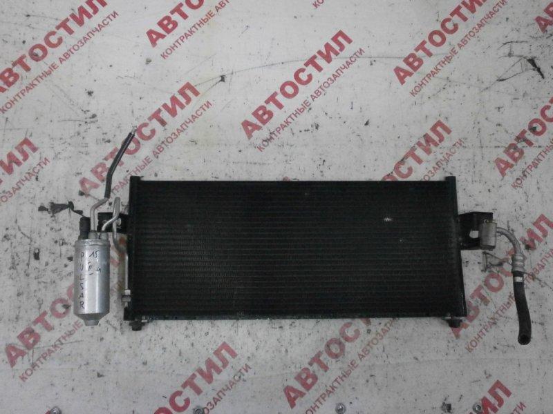 Радиатор кондиционера Nissan Pulsar EN15, FN15, FNN15, HN15, JN15, SN15, SNN15 GA15 1999