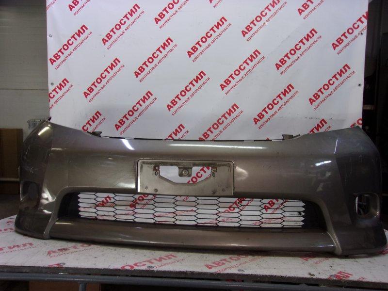 Бампер Toyota Isis ZNM10G, ZNM10W, ANM10G, ANM10W, ANM15G, ANM15W 2ZR 2009 передний