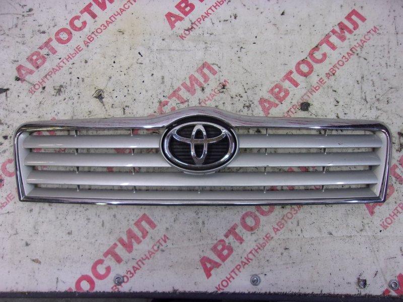 Решетка радиатора Toyota Avensis AZT250, AZT251, AZT255,AZT250W, AZT251W, AZT255W 1AZ 2004