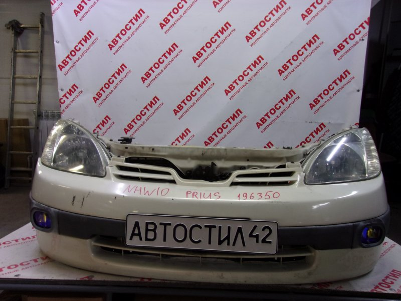 Nose cut Toyota Prius NHW10 1NZ-FXE 1997