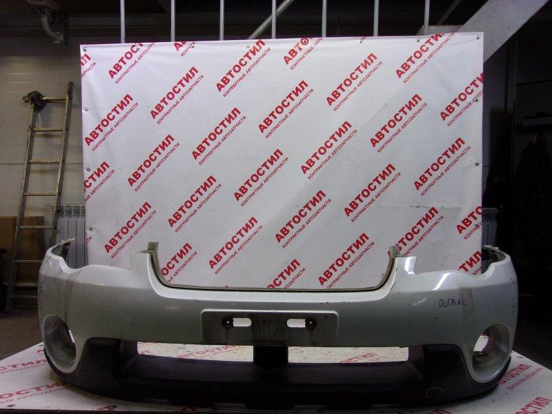 Бампер Subaru Outback BP9,BPE EJ25 2003 передний