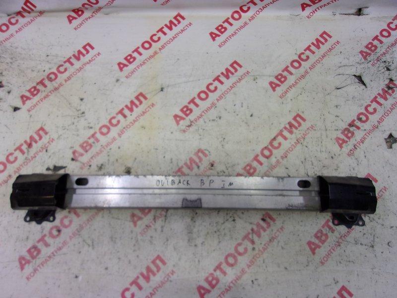 Усилитель бампера Subaru Outback BP9,BPE EJ25 2003 передний