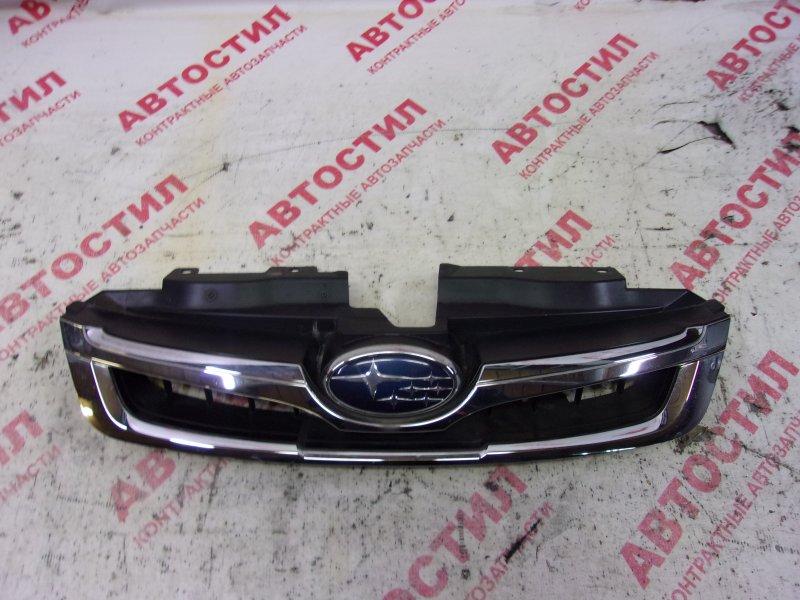 Решетка радиатора Subaru Exiga YA5, YA4, YA5, YA9 EJ20 2008