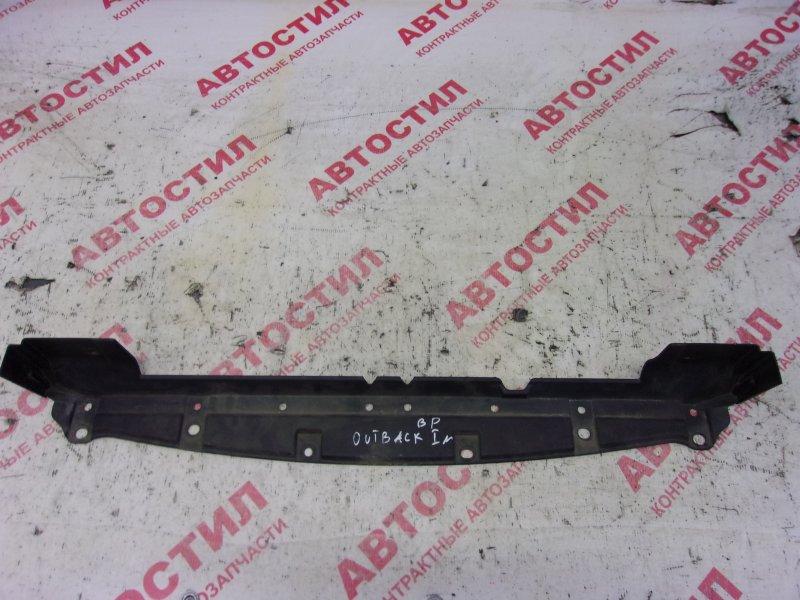 Защита бампера Subaru Outback BP9,BPE EJ25 2003 передняя