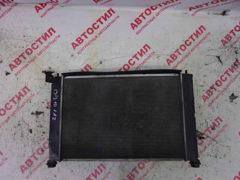 Радиатор основной Toyota Isis ZNM10G, ZNM10W, ANM10G, ANM10W, ANM15G, ANM15W 1AZ 2009