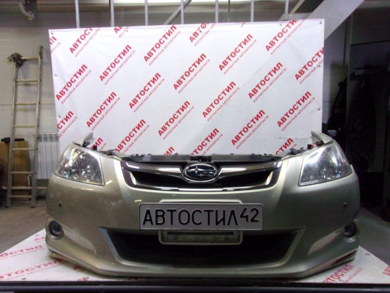 Nose cut Subaru Exiga YA5, YA4, YA5, YA9 EJ20 2008