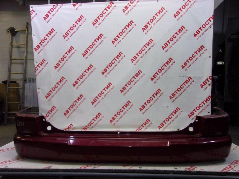 Бампер Mazda Demio DW3W, DW5W B5 1998 задний