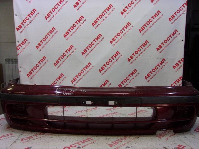 Бампер Nissan Pulsar EN15, FN15, FNN15, HN15, JN15, SN15, SNN15 GA15 1998 передний