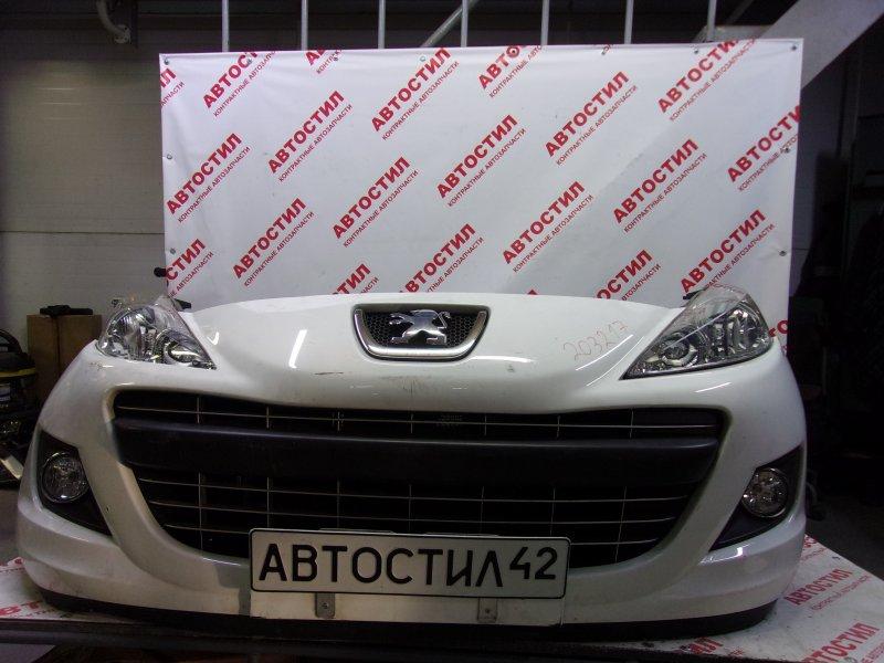 Nose cut Peugeot 207 WA EP6C 2011