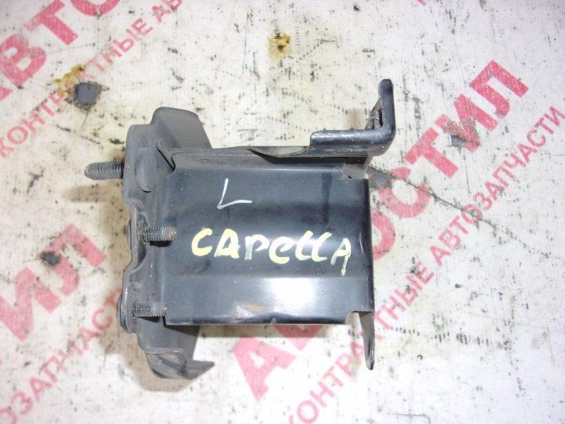 Кронштейн бампера Mazda Capella GF8P, GFEP, GFER, GFFP,GW5R, GW8W, GWER, GWEW, GWFW FP 2001 передний левый
