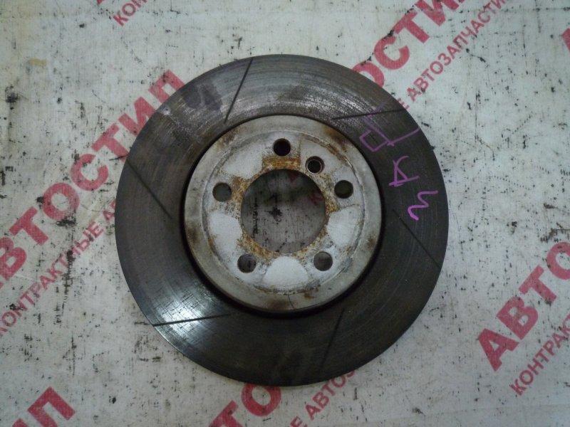 Тормозной диск Bmw 7-Series E65 N62B44 2003 задний