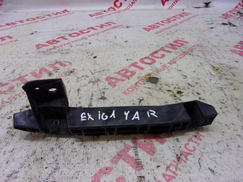 Крепление бампера Subaru Exiga YA5, YA4, YA5, YA9 EJ20 2008 переднее правое