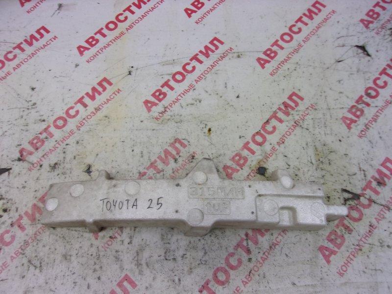 Пенопласт в бампер Toyota Caldina ZZT241W, ST246W, AZT241W, AZT246W 1ZZ 2003 передний правый