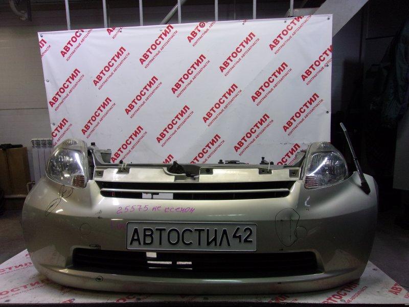 Nose cut Toyota Passo KGC10, KGC15,QNC10 K3 2005