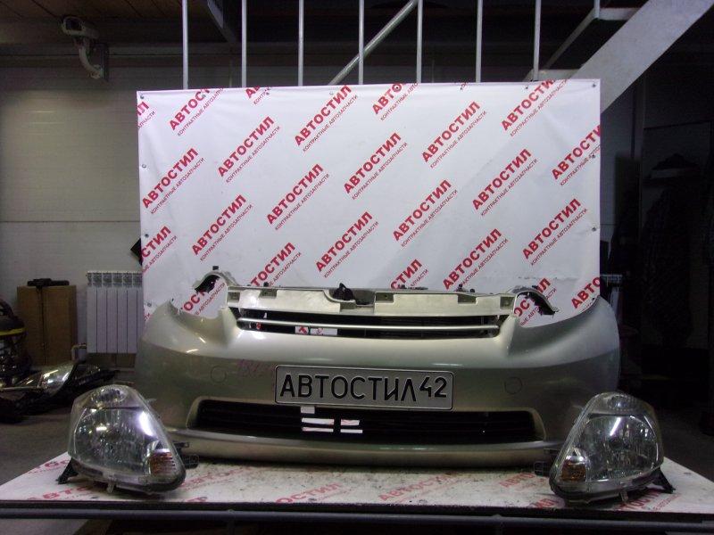 Nose cut Toyota Passo KGC10, KGC15,QNC10 1KR 2006
