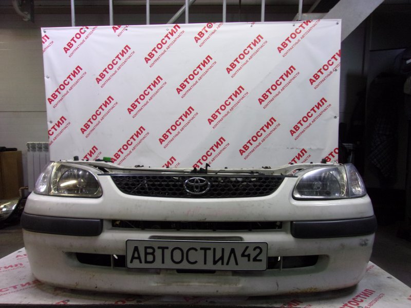 Nose cut Toyota Spacio AE111N, AE115N 4A 1997