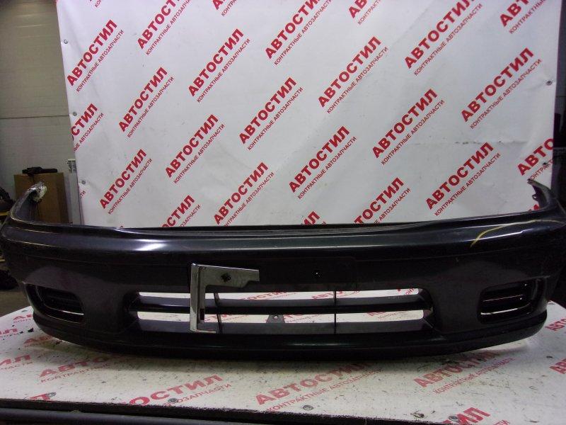 Бампер Mazda Demio DW3W, DW5W B3 1998 передний
