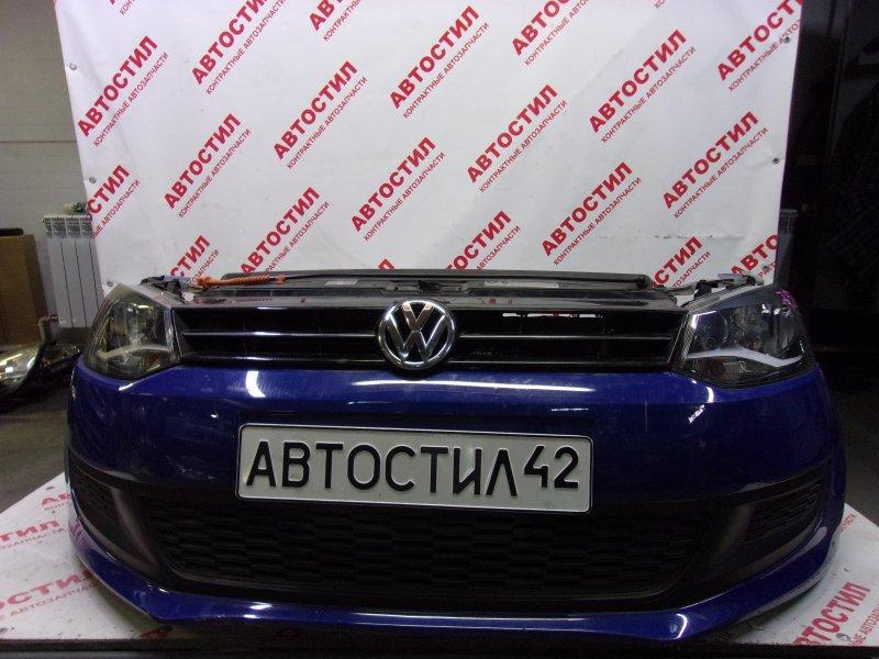 Nose cut Volkswagen Polo 6R1 CBZB 2008-2014
