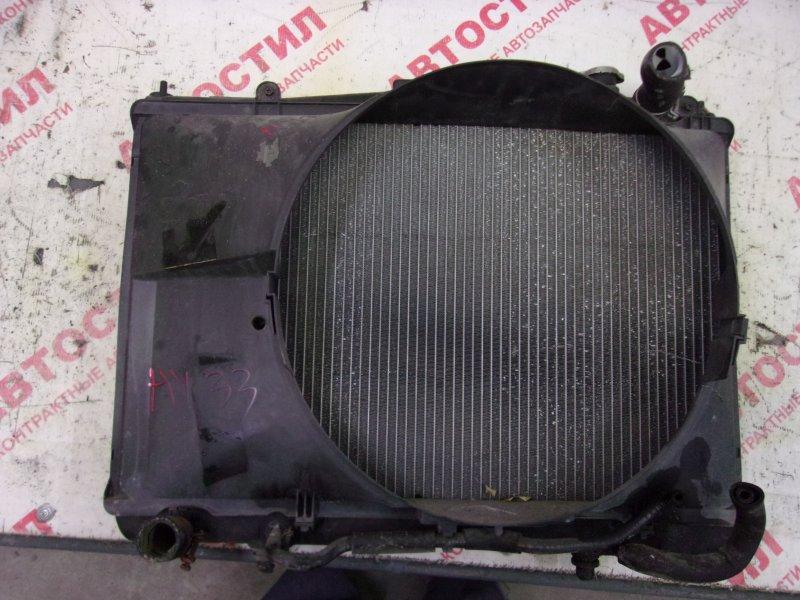 Радиатор основной Nissan Gloria HBY33, HY33, PY33, PY33E, Y33, UY33 VQ30DET 1995