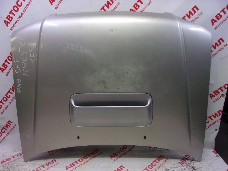 Капот Subaru Forester SF5, SF9 EJ20 2000