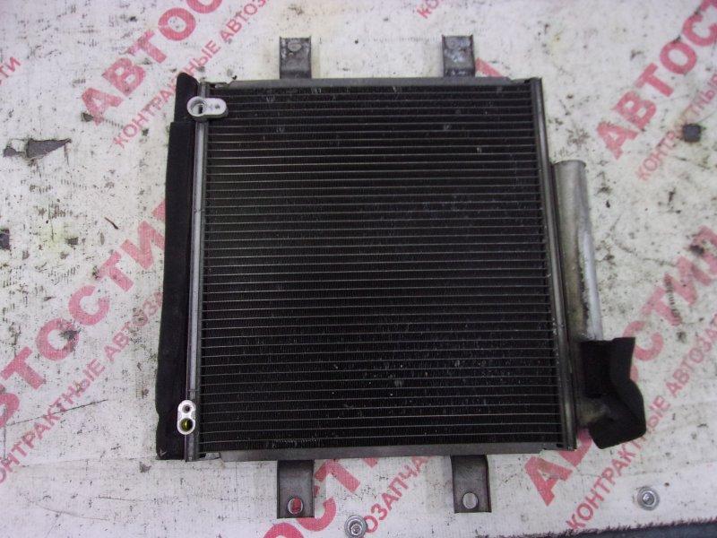 Радиатор кондиционера Toyota Passo KGC10, KGC15,QNC10 1KR 2005