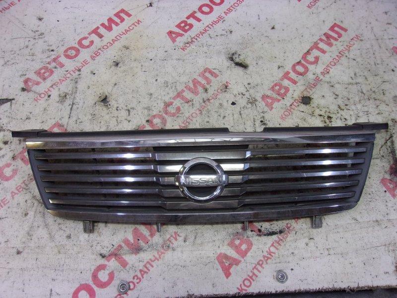 Решетка радиатора Nissan Sunny B15, FB15, FNB15, JB15, QB15, SB15 QG15 2004