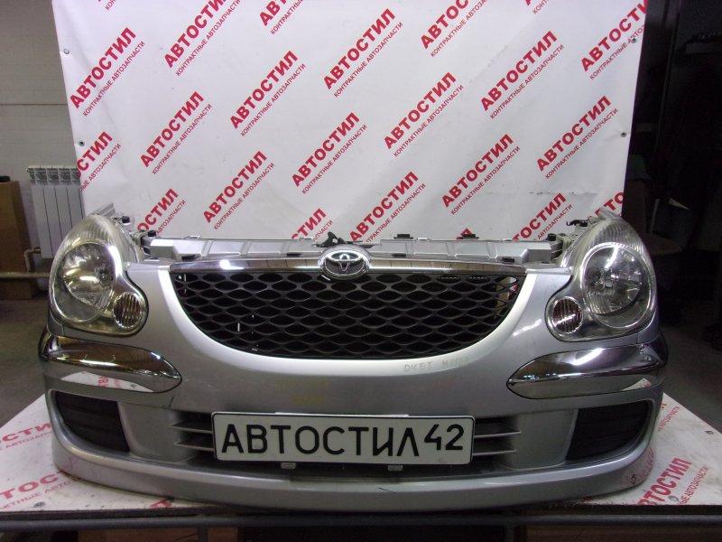 Nose cut Toyota Duet M110A, M111A, M100A, M101A EJ 2003