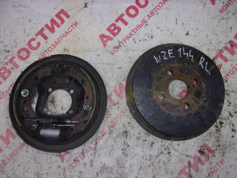 Тормозной диск Toyota Fielder NZE144,ZRE144 1NZ 2008 задний