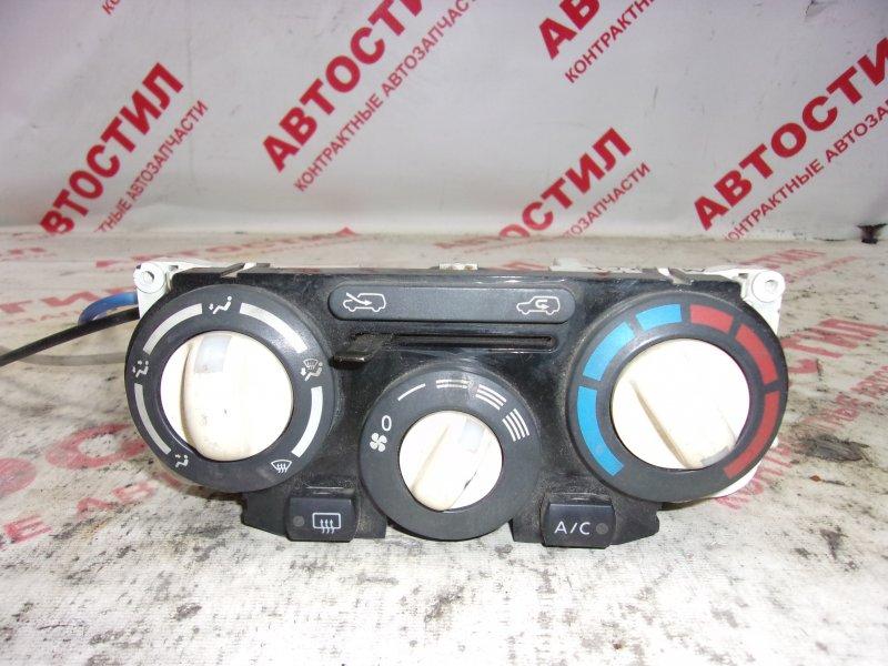 Блок управления климат-контролем Nissan March AK12, BK12, BNK12, K12,YK12 CR12 2003