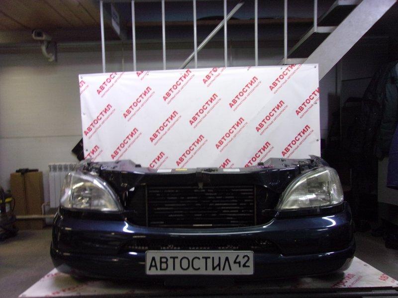 Nose cut Mercedes-Benz M-Class W163 OM 612 DE 27 LA 1997-2001