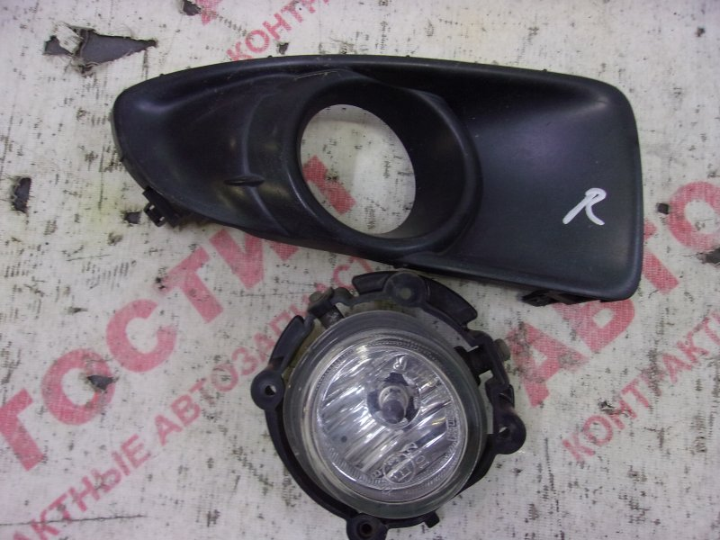 Туманка Mazda Atenza GG3P, GGEP,GY3W, GYEW,GG3S, GGES L3 2003 правая