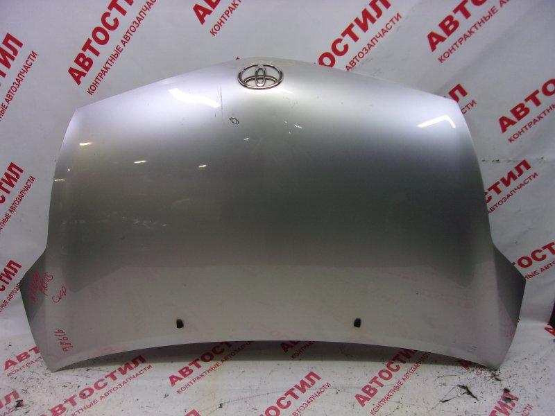 Капот Toyota Prius NHW20 1NZ-FXE 2007