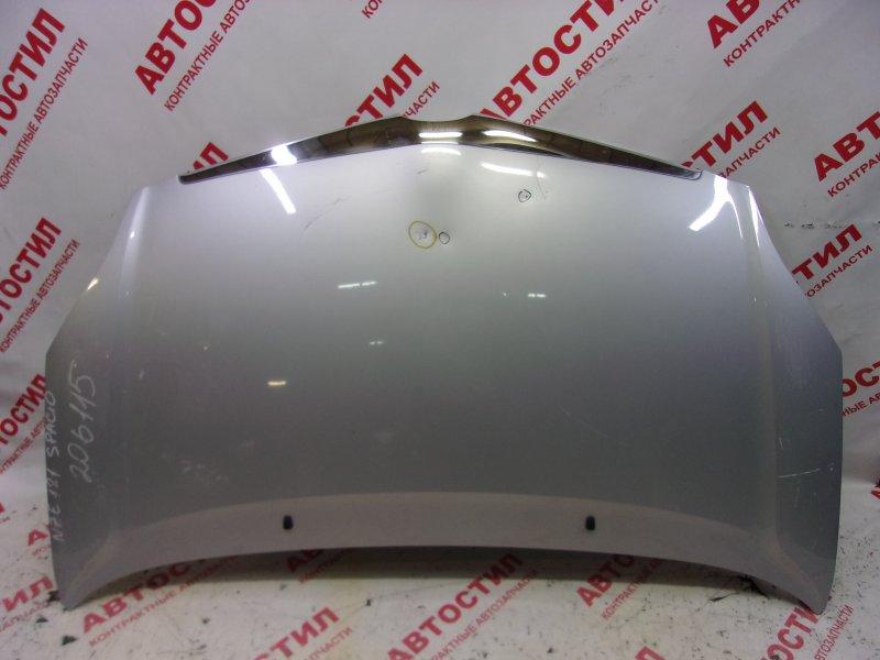Капот Toyota Spacio NZE121N, ZZE122N, ZZE124N 1ZZ 2003