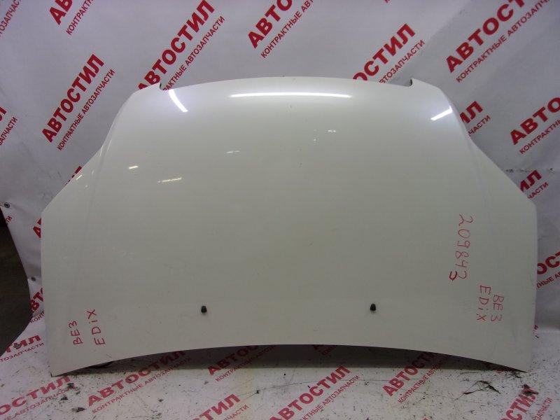 Капот Honda Edix BE2, BE4, BE1, BE3,BE8 K20A 2005