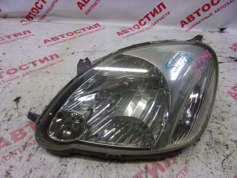 Фара Toyota Vitz NCP10, NCP13, NCP15, SCP10, SCP13 2SZ 2003 левая