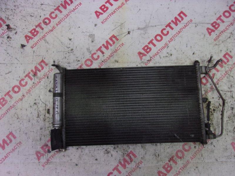Радиатор кондиционера Nissan March AK12, BK12, BNK12, K12,YK12 CR12 2004