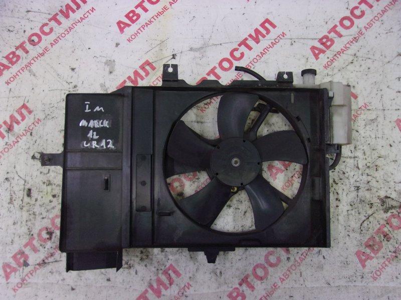 Диффузор радиатора Nissan March AK12, BK12, BNK12, K12,YK12 CR12 2004