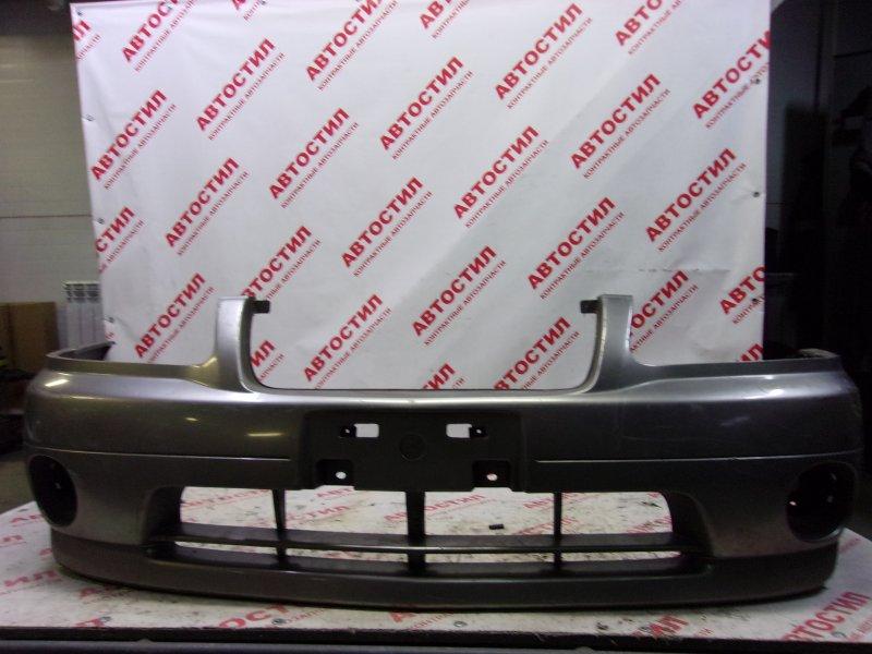 Бампер Nissan Liberty PM12, PNM12, PNW12,RM12, RNM12 SR20 1999 передний