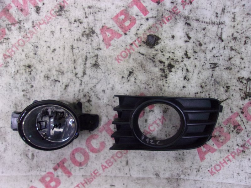 Туманка Nissan Primera HP12, RP12, TNP12, TP12, QP12,WHP12, WRP12, WTNP12, WTP12 QR20 2005 левая