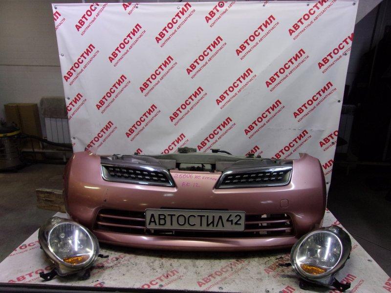 Nose cut Nissan March AK12, BK12, BNK12, K12,YK12 CR12 2009